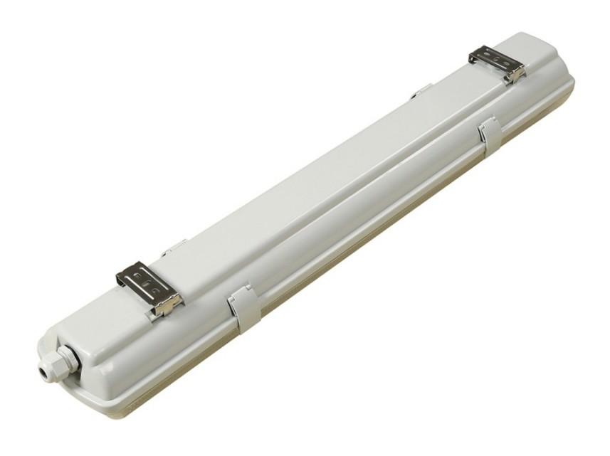 Plafoniera Neon 120 Cm Prezzo : Plafoniera stagno per tubi led w cm ip