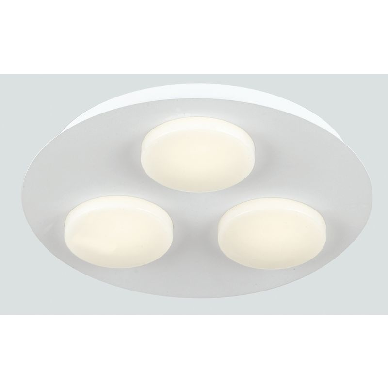 Plafoniere Led Luce Calda : Bes applique beselettronica led w nero