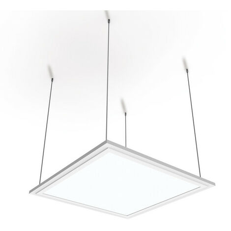 Plafonnier carré - 960 lumens - Ultra plat | Xanlite