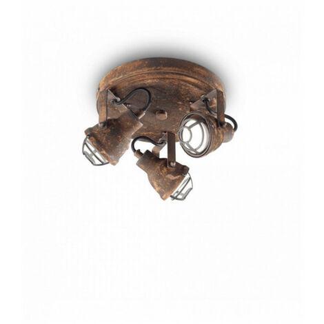 Plafonnier Corten BOB MINI 3 ampoules