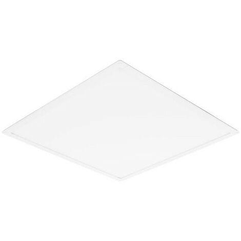 Plafonnier dalle LED - Blanc chaud - L 120 x l 30 cm
