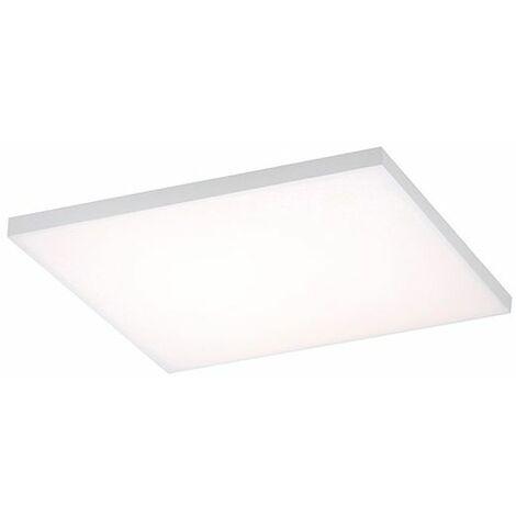 Plafonnier Dalle LED très lumineux Dimmable 300x300 - Blanc