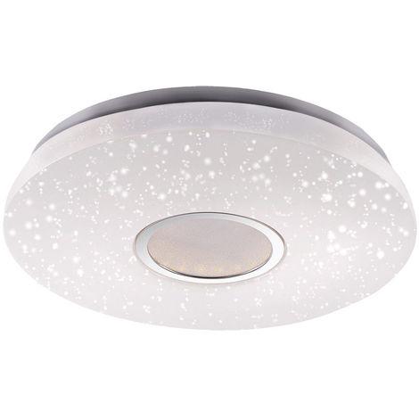 Plafonnier de LED avec télécommande