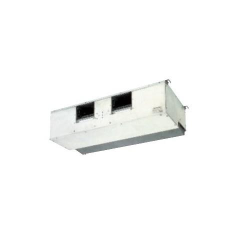 Plafonnier encastré gainable intérieur clim reversible 12.5KW forte pression débit 2580m3/h Daikin FDQ125B