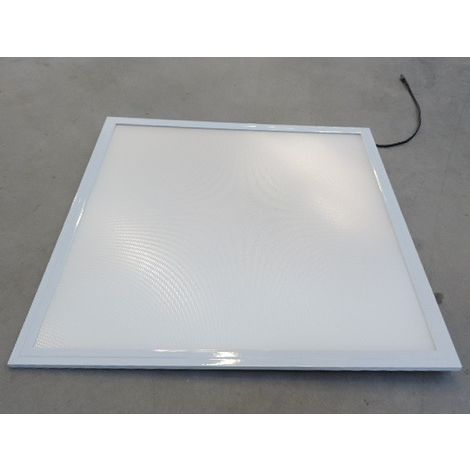 Plafonnier encastré LED 40W dalle 600X600mm 4000K 3600lm avec driver 230V UGR19 dimmable 1-10V IP20 FACTORY CCT-DA404003