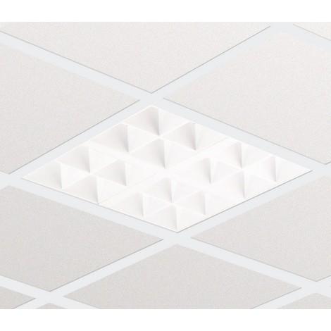 Plafonnier encastré LED 45W pavé 600X600mm lumierer blanc froid 840 3400lm RC460B PowerBalance PHILIPS 916573