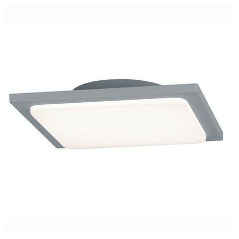 Plafonnier Extérieur ou Salle de bain LED Patio IP54 dalle plate 1750 lumen
