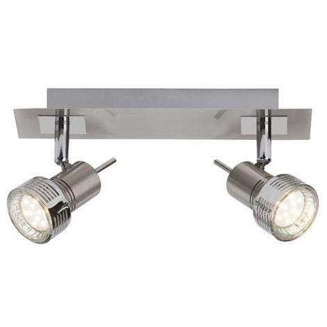 DEL Plafond éclairage Luminaires directement by Paul Neuhaus Simon 11271-55 Plafonnier
