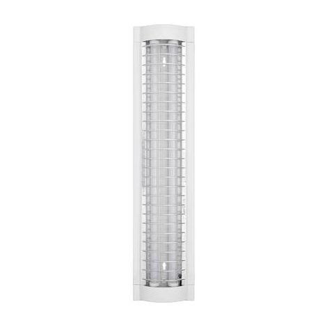 Plafonnier LED 25 W 1x LED intégrée blanc neutre OSRAM Office Line Grip 4058075123779 blanc 1 pc(s)