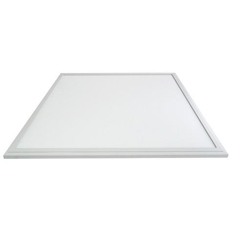 Plafonnier LED 300x300mm 18W blanc équivalent 160W