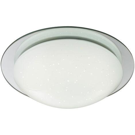 Plafonnier LED avec ciel étoilé -OPTIC STEP UP