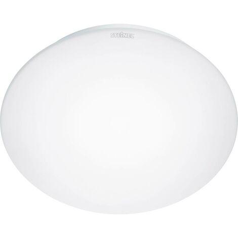 Plafonnier LED avec détecteur de mouvements Steinel RS 16 LED Glas 035105 LED intégrée Puissance: 9.5 W blanc chaud