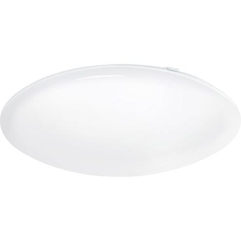 Plafonnier LED Giron Eglo - Blanc