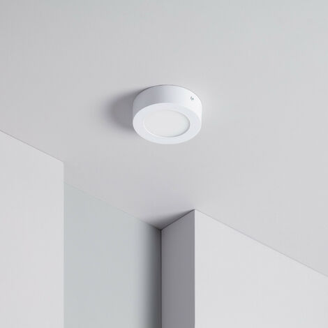 Plafonnier LED Rond 6W Downlight