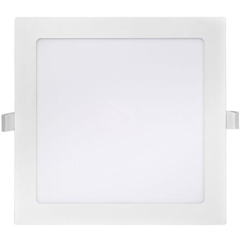 Plafonnier LED saillie 18W Carré 225mm 1350 lm 6500K Blanc froid - PANASONIC