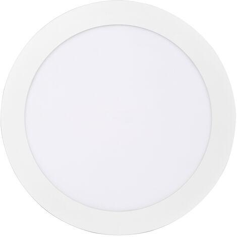Plafonnier LED saillie 18W Rond 225mm 1350 lm 6500K Blanc froid - PANASONIC