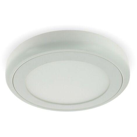 Plafonnier LED Saillie 18W | Température de Couleur: Blanc neutre 4000K
