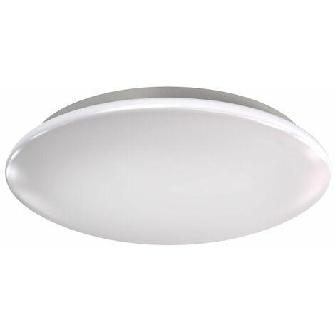 Plafonnier LED salle de bain éclairage plafond luminaire IP44 détecteur de mouvements salle de bain chambre salon 12W