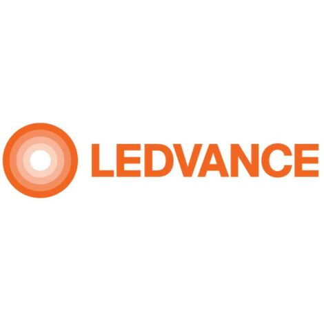 Plafonnier LEDVANCE 4058075227972 Puissance: 10 W blanc chaud N/A 10 kWh/1000h