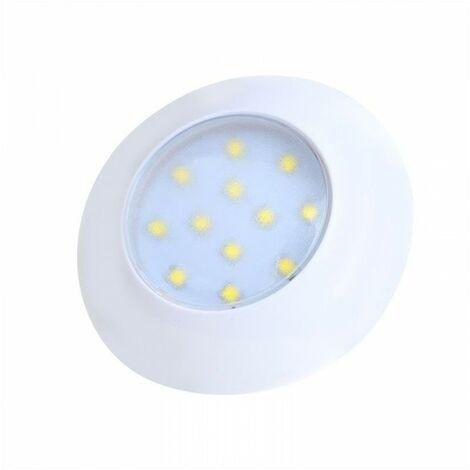 Plafonnier / luminaire de surface 12V 240lm Ø75x18mm