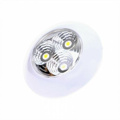 Plafonnier / luminaire de surface 12V 290lm ø95x25mm
