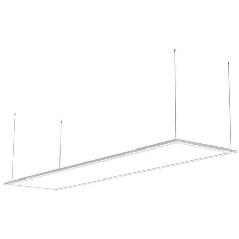 Plafonnier rectangulaire à LED - 3000 lumens - Ultra plat | Xanlite