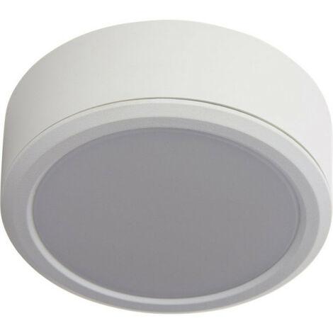 Plafonnier rond - 400 lumens - double fixations | Xanlite