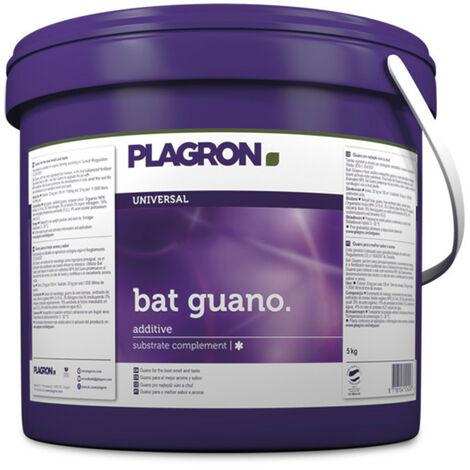 Plagron Bat Guano 5 litres - engrais guano chauve souris biologique