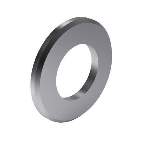 Plain washer, chamfered ISO 7090 Stainless steel A2 200 HV