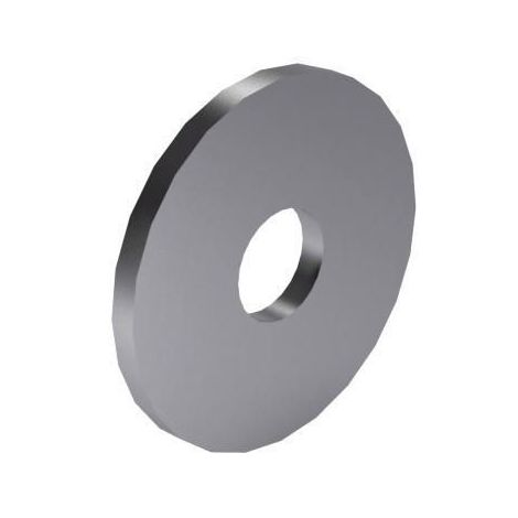 Plain washer, especially for wood constructions DIN 440 R Steel Plain 100 HV