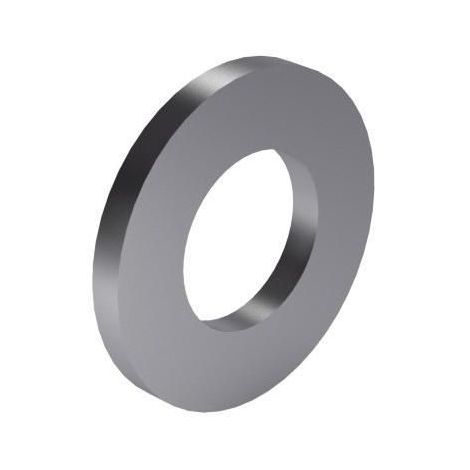 Plain washer for bolts with heavy type spring pins DIN 7349 Steel Zinc plated 200 HV (M16 100HV)