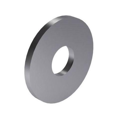 Plain washer with outside diameter ≈ 3 x nominal thread diameter ISO 7093-1 Steel Plain 200 HV