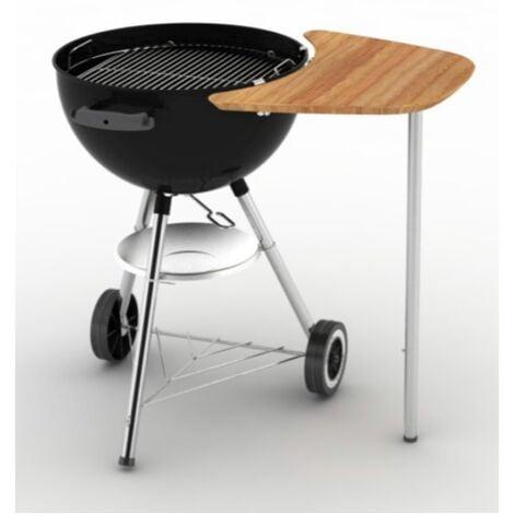 Plan de travail Weber pour barbecues à charbon