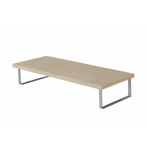 plan suspendu pour vasque 120 cm ch ne 2 querres moon. Black Bedroom Furniture Sets. Home Design Ideas