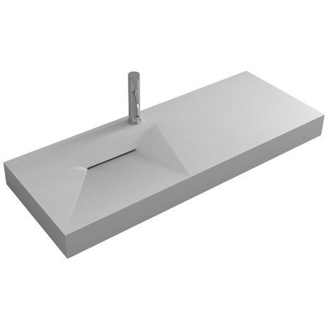 Plan vasque solid surface Réf : SDWD38428