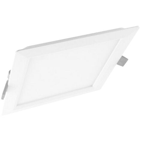 Plana Faro Slim downlight LED de Osram cuadrado 18W 6500K DWLSSQ21018865G2