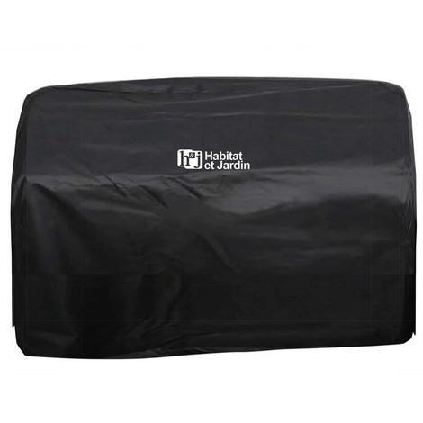 Plancha Cover Presto 3 - 64 x 16 cm - Black