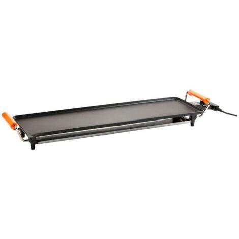Plancha DOMO - 1800W - 90 x 22 cm DO8306TP - Noir