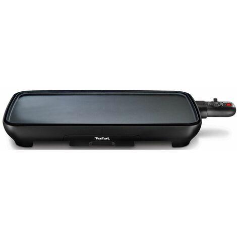 plancha électrique 2000w 50x26.5cm - cb501812 - tefal