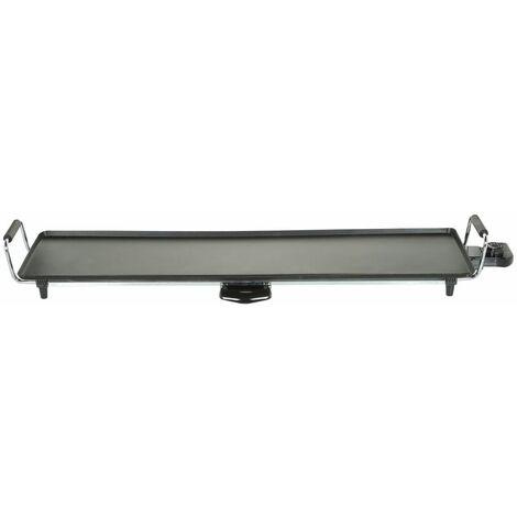 Plancha Électrique 90 cm - Noir
