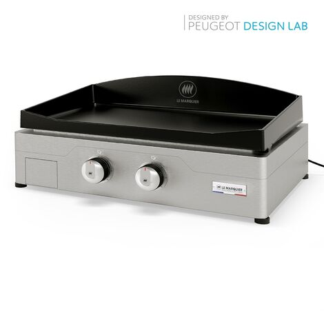 Plancha électrique Signature Electrica 260 Inox LE MARQUIER Made in France