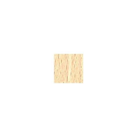 Plancha haya de 1 m de largo, 10 cm de ancho y 1.5 mm de grueso R.Agulló