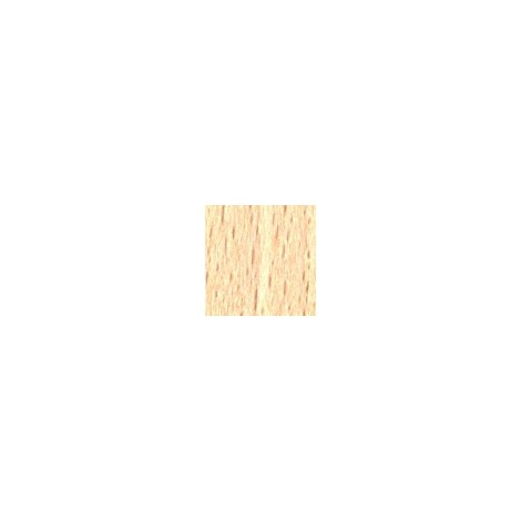 Plancha haya de 1 m de largo, 10 cm de ancho y 4 mm de grueso R.Agulló