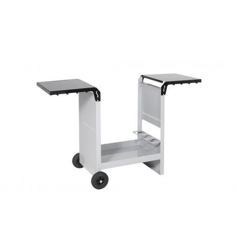Planchas Collet Chariot pour Plancha Authentique Modèle 400