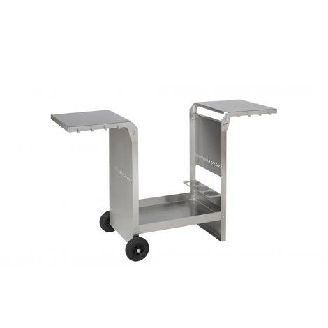 Planchas Collet Chariot pour Plancha Master Modèle 600