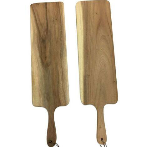 Planche à découper bois massif Original 200 X 800 mm