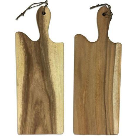 Planche à découper bois massif Swing S 190 X 520 mm