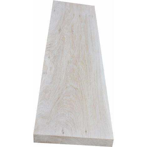 """main image of """"Planche chêne massif de 60 X 18 cm"""""""