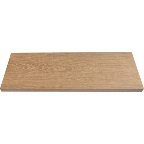 Planche chêne massif rectangle 40 X 19