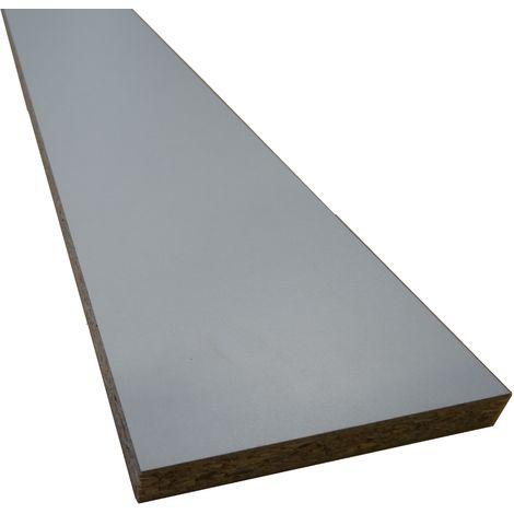 planche en m lamin blanc pais 16 mm 950x950 mm. Black Bedroom Furniture Sets. Home Design Ideas